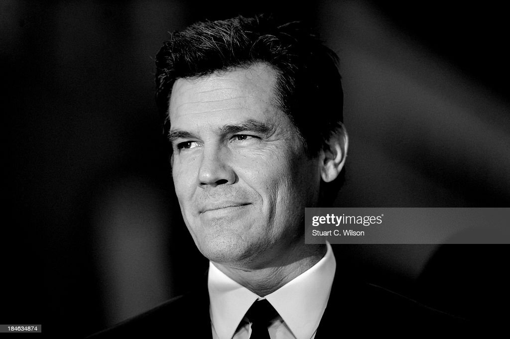 Josh Brolin attends the Mayfair Gala European Premiere of 'Labor Day' during the 57th BFI London Film Festival at Odeon Leicester Square on October 14, 2013 in London, England.