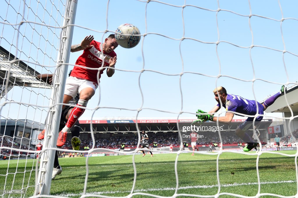 GBR: Bristol City v Reading - Sky Bet Championship