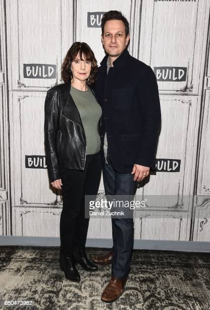 Josh Charles and Bette Gordon attend the Build Series to discuss the new film 'The Drowning' at Build Studio on May 8 2017 in New York City