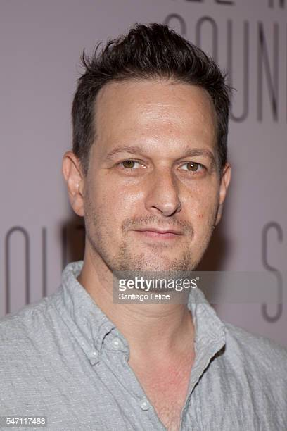 Josh Charles attends 'Small Mouth Sounds' opening night at The Pershing Square Signature Center on July 13 2016 in New York City