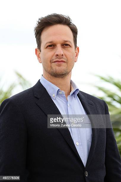 Josh Charles attends the 'Bird People' premiere during the 67th Annual Cannes Film Festival on May 19 2014 in Cannes France