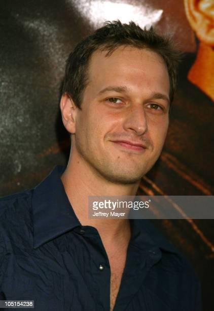 Josh Charles during 'SWAT' Premiere at Mann Village Theatre in Westwood California United States