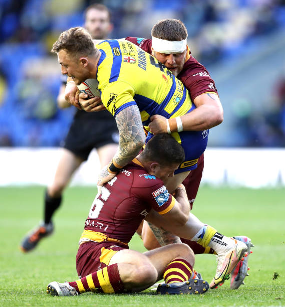 GBR: Warrington Wolves v Huddersfield Giants - Betfred Super League