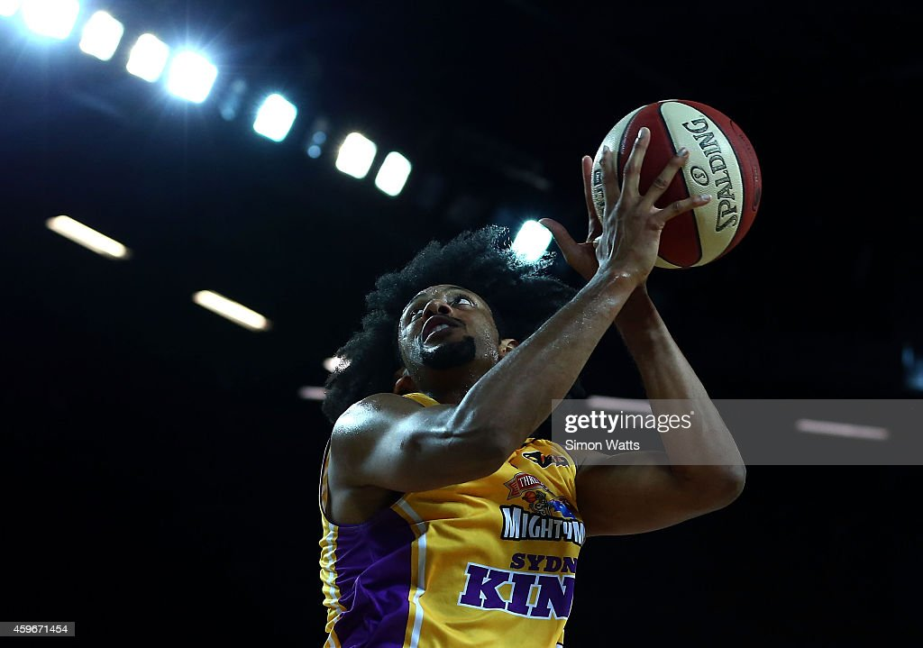 NBL Rd 8 - New Zealand v Sydney : News Photo