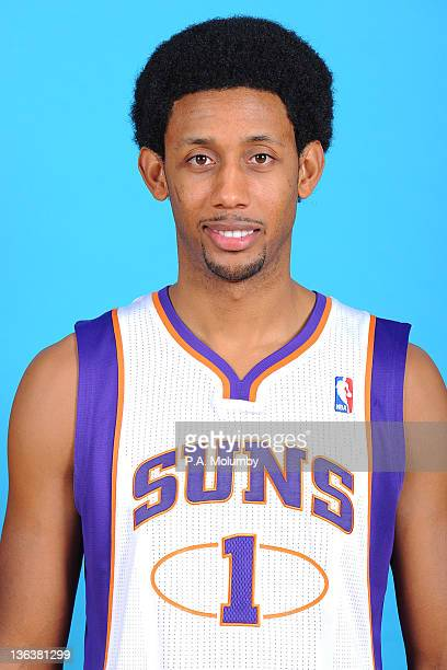 Josh Childress of the Phoenix Suns poses for a portrait during media day at US Airways Center on December 16 2011 in Phoenix Arizona NOTE TO USER...