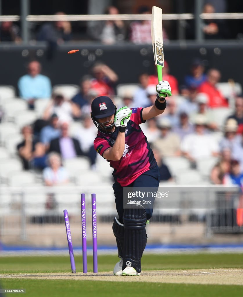 GBR: Lancashire v Northamptonshire - Royal London One Day Cup