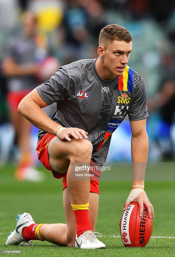 AUS: AFL Rd 9 - Port Adelaide v Gold Coast