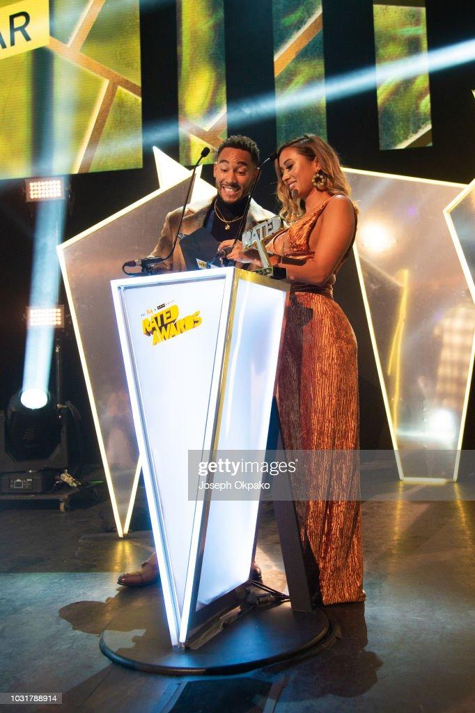Rated Awards 2018 : News Photo