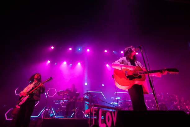 IRL: Blossoms Perform At The Olympia Theatre, Dublin