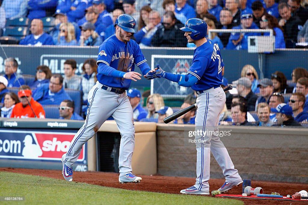 League Championship - Toronto Blue Jays v Kansas City Royals - Game Two