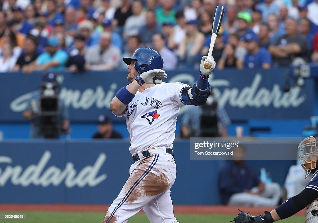San Diego Padres v Toronto Blue Jays : News Photo