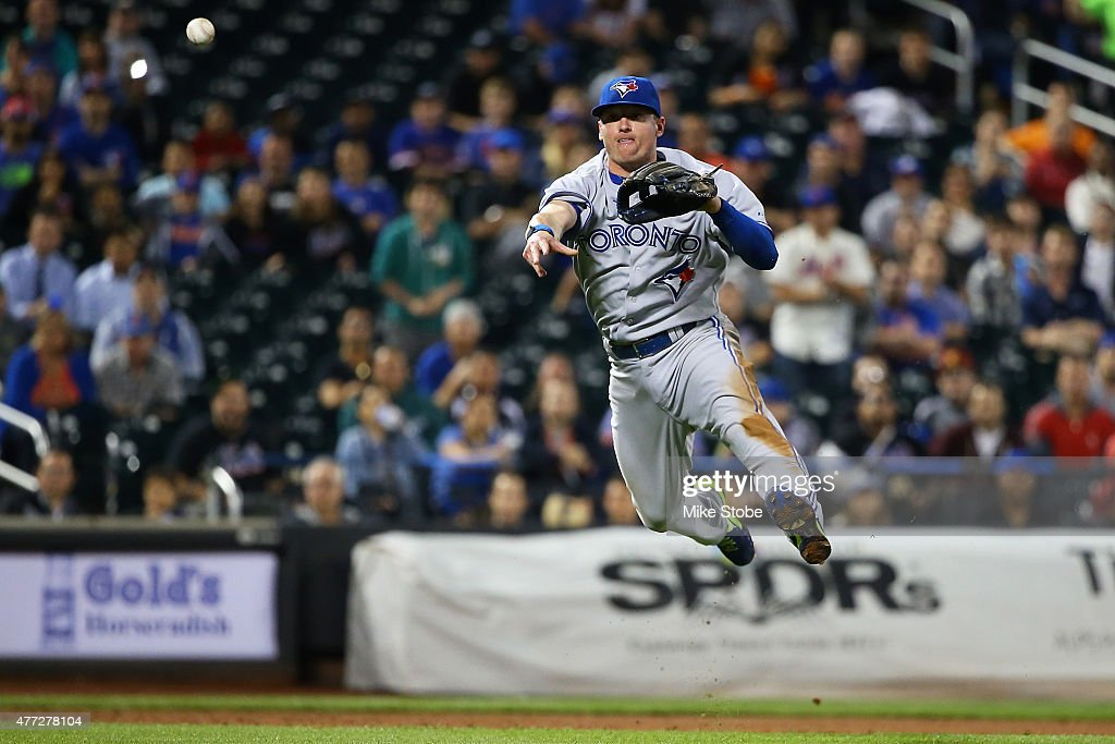 Toronto Blue Jays v New York Mets