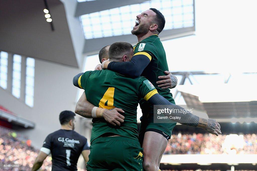 New Zealand v Australia - Four Nations Final