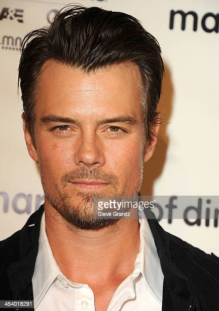 Josh Duhamel arrives at the March Of Dimes' Celebration Of Babies Hollywood Luncheon at Beverly Hills Hotel on December 6 2013 in Beverly Hills...