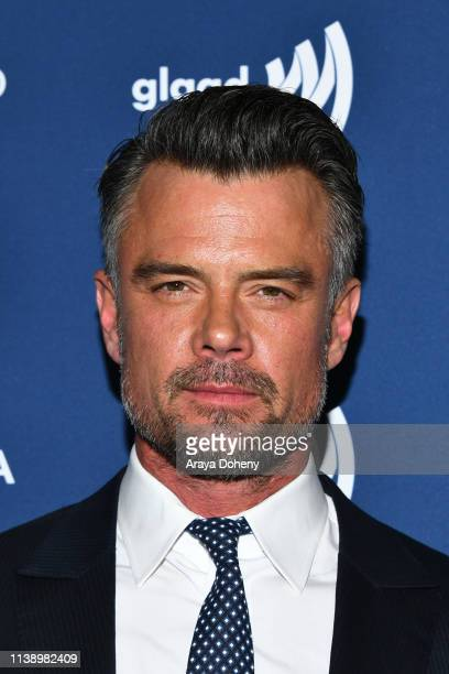 Josh Duhamel at the 30th Annual GLAAD Media Awards at The Beverly Hilton Hotel on March 28 2019 in Beverly Hills California