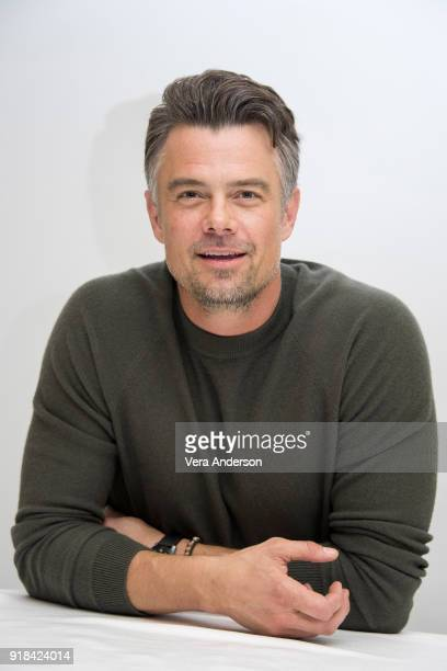 Josh Duhamel at the 'Unsolved The Murders of Tupac and the Notorious BIG' Press Conference at the Four Seasons Hotel on February 12 2018 in Beverly...