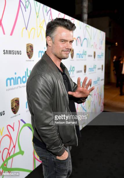 Josh Duhamel attends Goldie's Love In For Kids at Ron Burkle's Green Acres Estate on November 3 2017 in Beverly Hills California