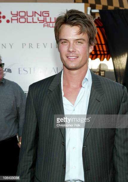 Josh Duhamel during 2004 Movieline Young Hollywood Awards - Red Carpet Sponsored by Hollywood Life at Avalon Hollywood in Hollywood, California,...