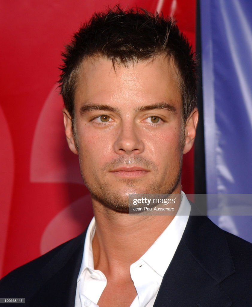 Josh Duhamel during 2004 NBC All Star Party - Arrivals at Universal Studios in Universal City, California, United States.