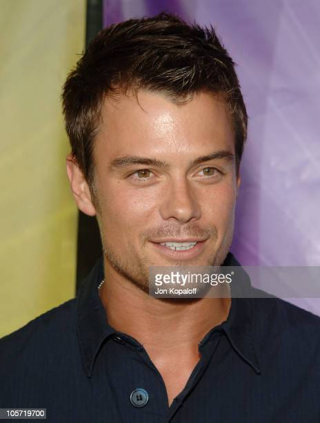 Josh Duhamel during Las Vegas TCA Cocktail Party Arrivals at The Beverly Hilton Hotel in Beverly Hills California United States