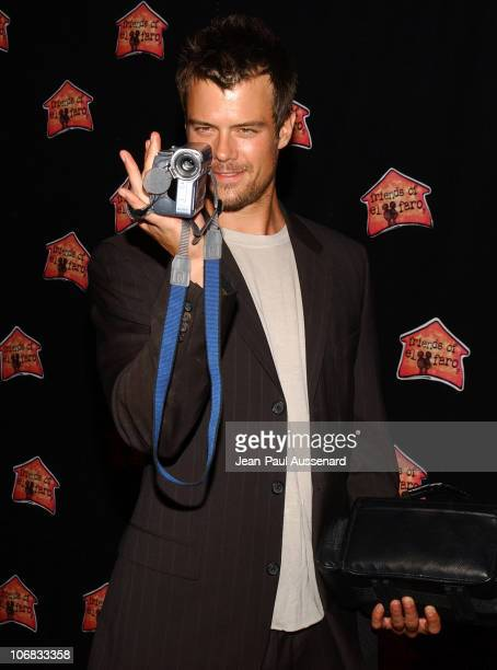 Josh Duhamel during Molly Sims Hosts the 3rd Annual Night With The Friends of El Faro Benefit Arrivals at Henri Fonda Theatre in Hollywood California...