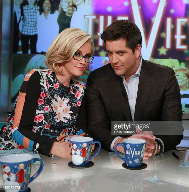 THE VIEW Josh Elliott guest cohosts singer and actress Kelly Rowland Secrets with Barbara featuring Katie Beers and the harrowing story of her...
