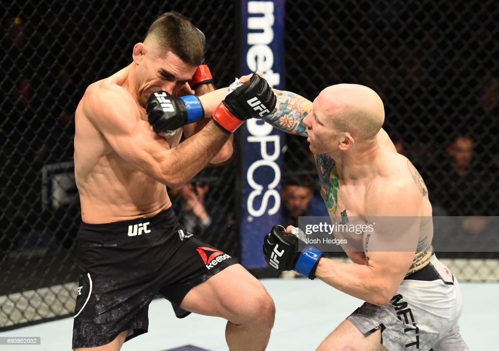 UFC Fight Night: Lamas v Emmett : News Photo