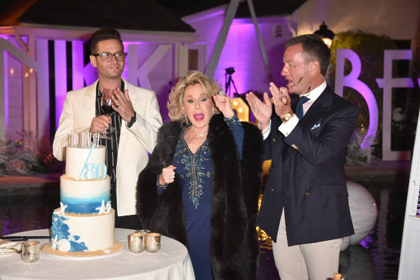 CA: Nikki Haskell's 80th Birthday
