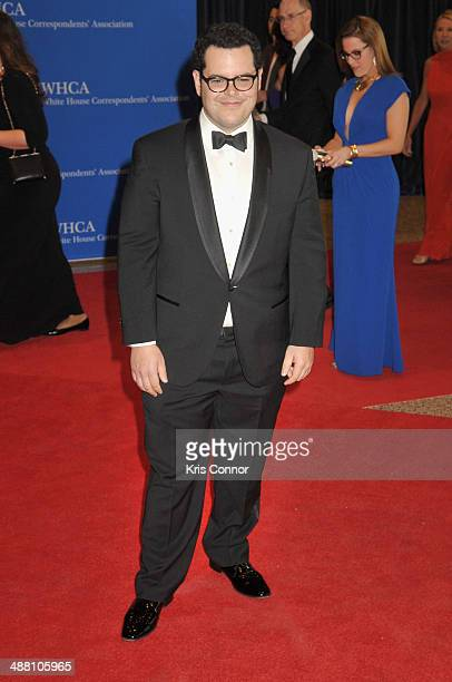 Josh Gad attends the 100th Annual White House Correspondents' Association Dinner at the Washington Hilton on May 3 2014 in Washington DC