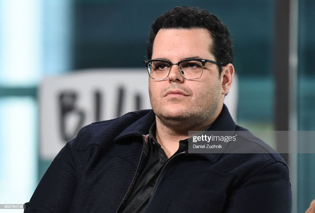 Josh Gad attends the Build Series to discuss the new movie 'Marshall' at Build Studio on September 25, 2017 in New York City.