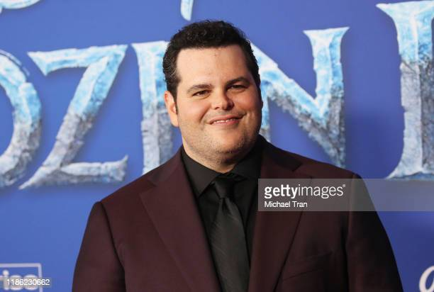 Josh Gad attends the world premiere of Disney's Frozen 2 held at Dolby Theatre on November 07 2019 in Hollywood California
