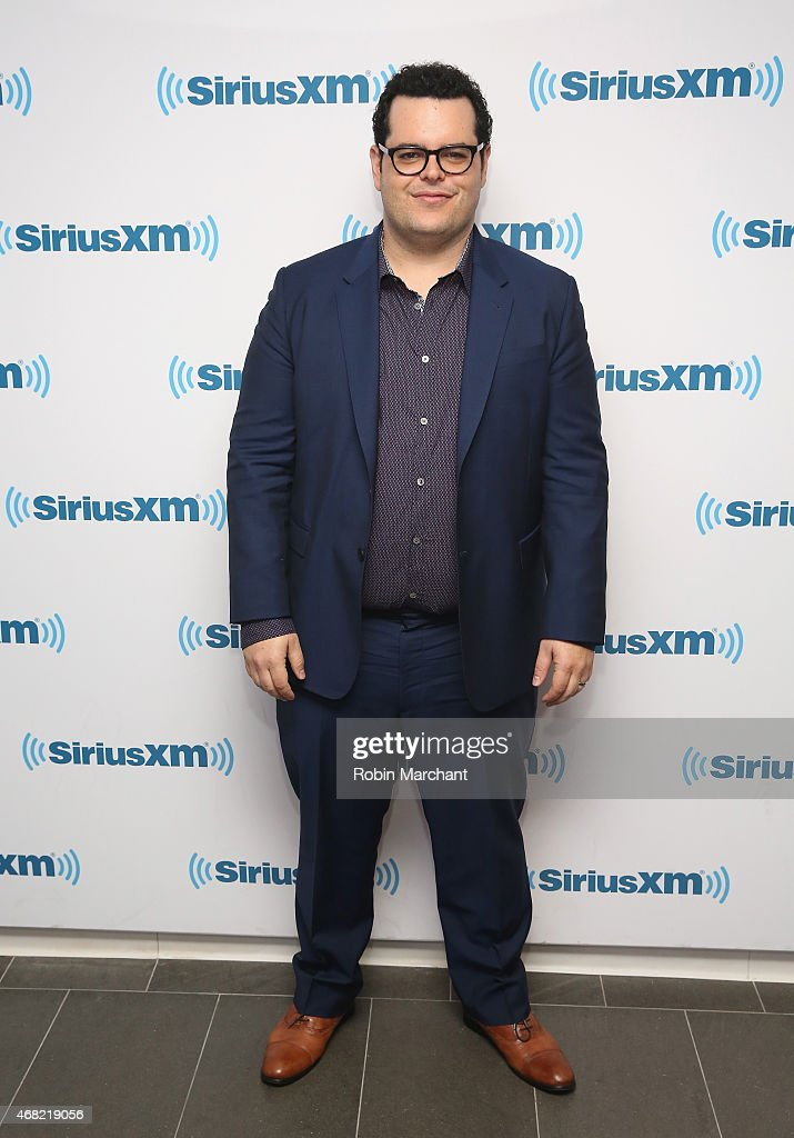 Celebrities Visit SiriusXM Studios - March 31, 2015