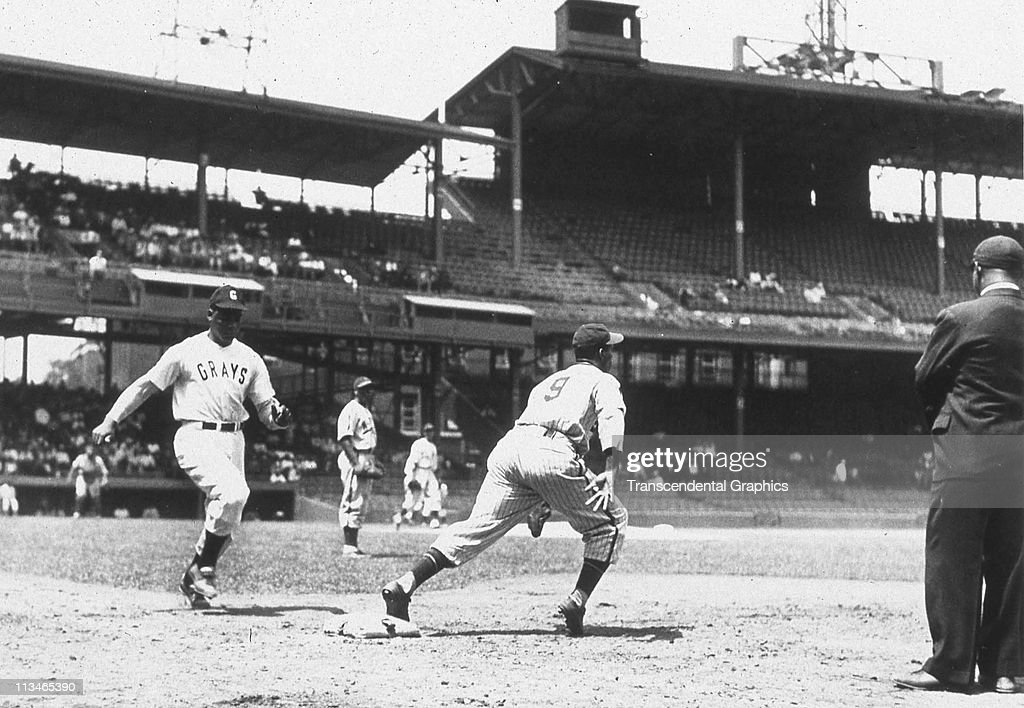 99f70397c89 Josh Gibson, catcher for the Negro League Homestead Grays, is ...