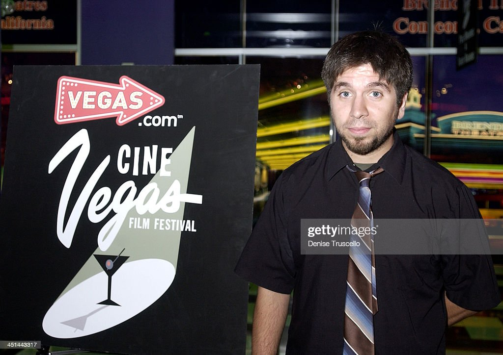 CineVegas Film Festival 2003 - Screening of Last Man Running : News Photo
