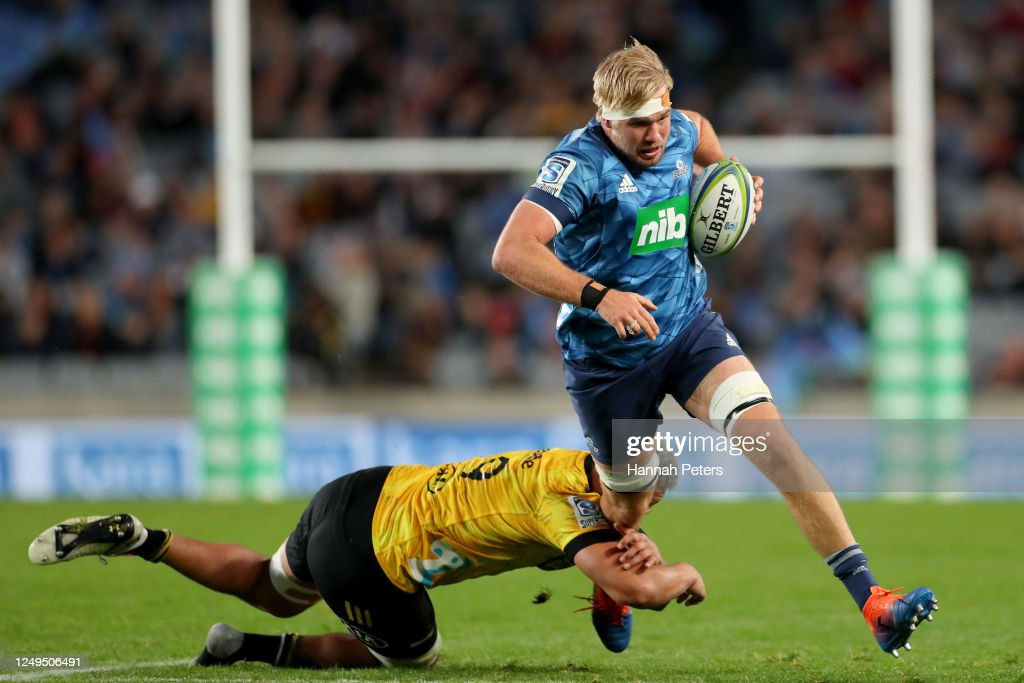 Super Rugby Aotearoa Rd 1 - Blues v Hurricanes : News Photo