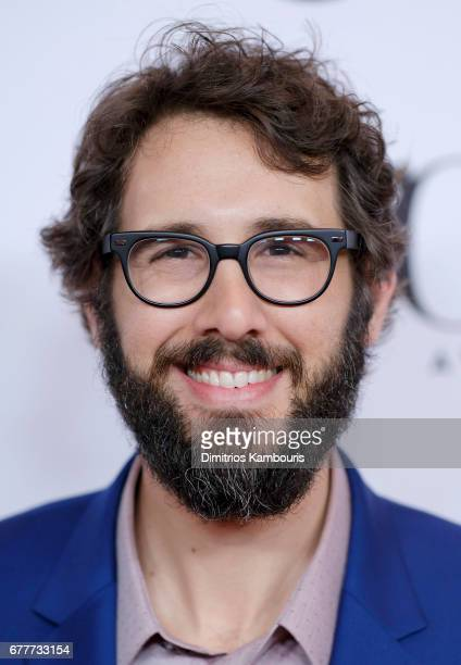 Josh Groban attends the 2017 Tony Awards Meet The Nominees Press Junket at the Sofitel New york on May 3 2017 in New York City