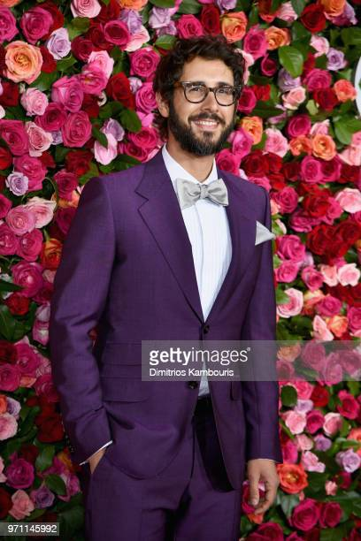 Josh Groban attends the 72nd Annual Tony Awards at Radio City Music Hall on June 10 2018 in New York City