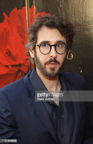 Josh Groban attends the Broadway Opening Night Performance of Hadestown at the Walter Kerr Theatre on April 17 2019 in New York City