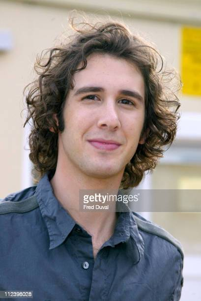 Josh Groban during 'We Are The Future' Charity Concert Rehearsals Day 2 at Circus Maximus in Rome Italy