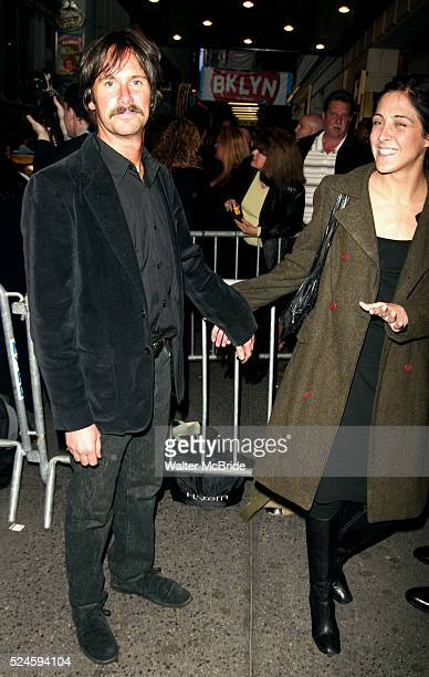 Josh Hamilton and wife Lily ThorneAttending the StarStudded Opening Night Performance of GLENGARRY GLEN ROSS at the Royale Theatre in New York...