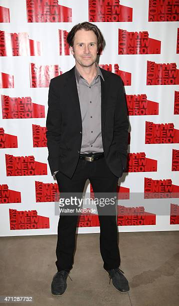 Josh Hamilton attends the OneNightOnly Reading of 'Hurlyburly' to benefit The New Group at Alice Griffin Jewel Box Theatre on April 26 2015 in New...