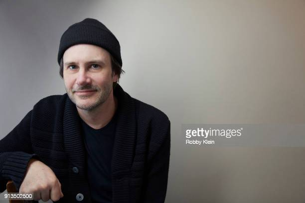Josh Hamilton from the film 'Blaze' poses for a portrait in the YouTube x Getty Images Portrait Studio at 2018 Sundance Film Festival on January 21...