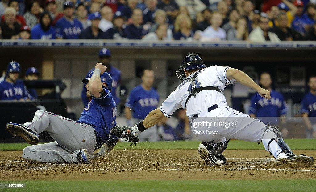 Texas Rangers v San Diego Padres : News Photo