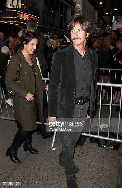 Josh Hamilton wife Lily ThorneAttending the StarStudded Opening Night Performance of GLENGARRY GLEN ROSS at the Royale Theatre in New York CityMay 1...