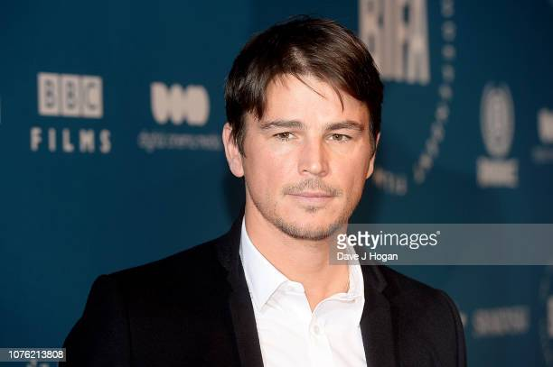 Josh Harnett attends the 21st British Independent Film Awards at Old Billingsgate on December 02 2018 in London England