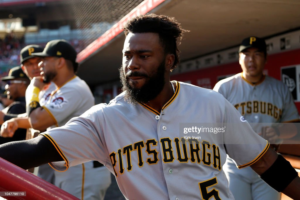 Pittsburgh Pirates v Cincinnati Reds : News Photo