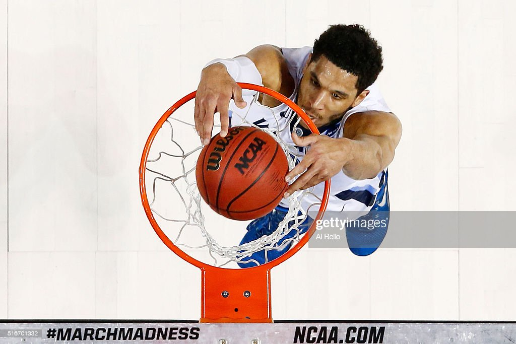 NCAA Basketball Tournament - Second Round - Brooklyn