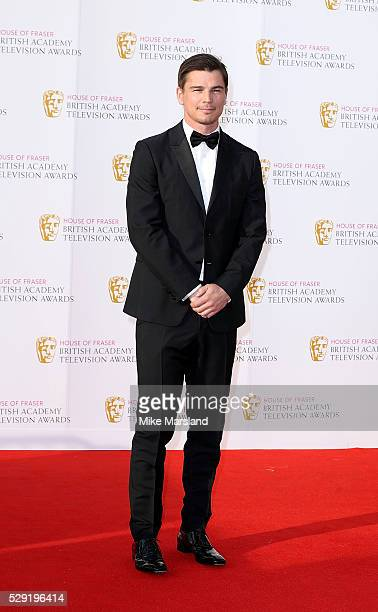 Josh Hartnett arrives for the House Of Fraser British Academy Television Awards 2016 at the Royal Festival Hall on May 8, 2016 in London, England.