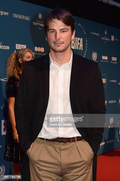 Josh Hartnett attends the 21st British Independent Film Awards at Old Billingsgate on December 2 2018 in London England