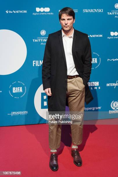 Josh Hartnett attends the 21st British Independent Film Awards at Old Billingsgate in the City of London December 02 2018 in London United Kingdom